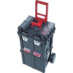 Patrol Group Skrwc1Hdczapg001Güde Noir Barre de chariot de boîte à outils d'atelier Boîte à outil multifonction