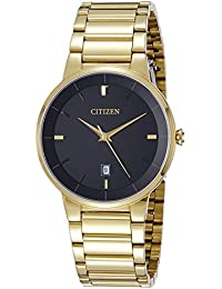 Citizen Analog Black Dial Men's Watch-BI5012-53E