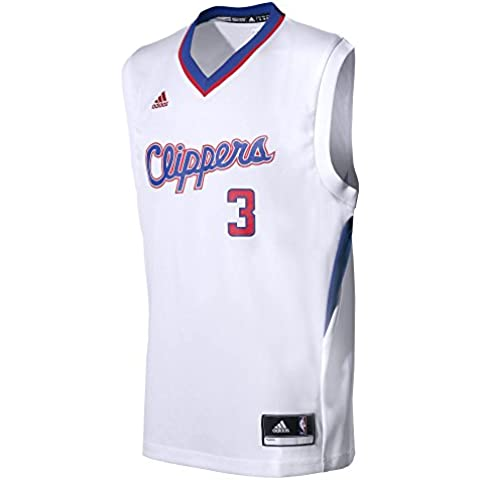 Camiseta Adidas replica nba Los Angeles Clippers PAUL modelo L71393