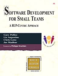 Software Engineering for Small Projects: A Rup-Centric Approach