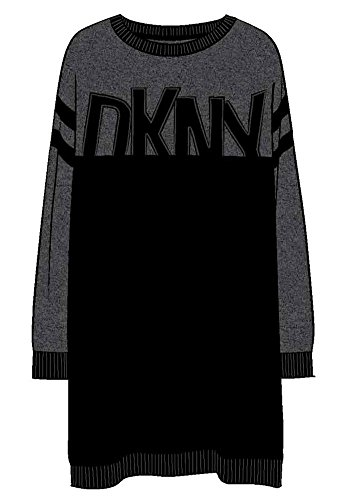 dkny-between-the-lines-nachthemd-black-grosse-xs-farbe-black