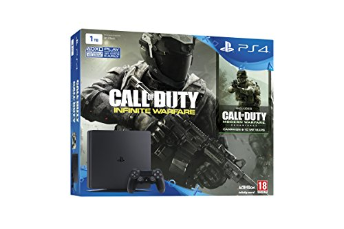 Sony PlayStation 4 1TB Call of Duty Infinite Warfare Legacy