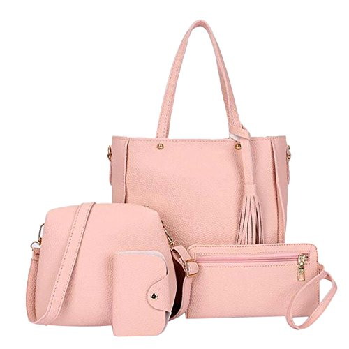 f560e8c072bd Women s leather tote bag the best Amazon price in SaveMoney.es
