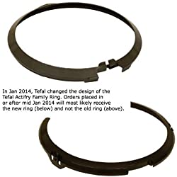 Tefal Joint authentique pour Tefal Actifry modèles AH900xxx/AW950xxx
