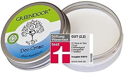 Greendoor Deo Creme Ohne