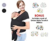 Best Summer Infant Summer Infant Baby Carriers - Premium Baby Wrap Carrier Sling- Newborns 0-3 years Review