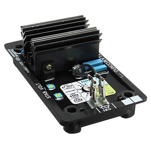 2319b90ec41 Yongse DC 90V 6A 10S AVR R250 Regulador Automático de Voltaje Generador  Generador Alternador para Leroy