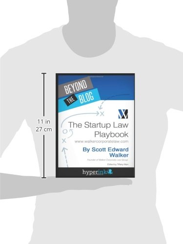 Beyond The Blog: The Startup Law Playbook