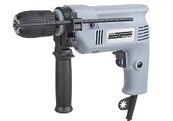 Brüder Mannesmann Schlagbohrmaschine 650 W, mit 13 mm, M12507