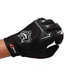 One-Stop-Shop Bike Gloves (Black, M)