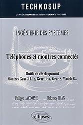Téléphones et montres connectés : Outils de développement, Montres Gear 2 Lite, Gear Live, Gear S, Watch R...