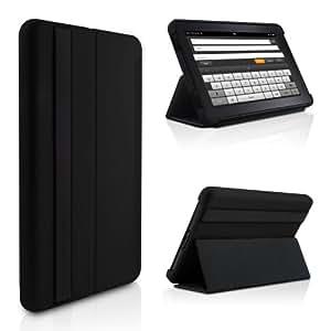 Marware - MicroShell Folio - Étui avec support pour Kindle Fire - Noir (est compatible avec Kindle Fire uniquement)