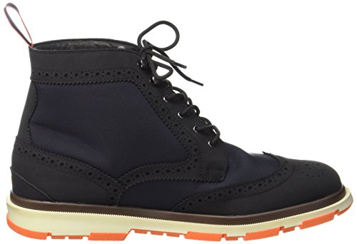 Swims Herren Storm Brogue High Desert Boots Mehrfarbig (Navy/Black/Orange)