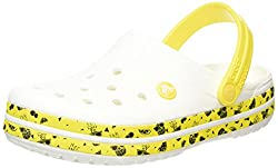 Crocs Crocband Fruit Clog Unisex Slip on [Shoes]_203175-100-M6W8