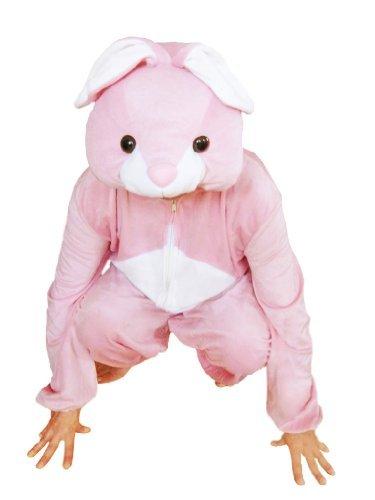 r. M-L, Hase Karnevalskostüm für Männer und Frauen, Hasen-Kostüme für Fasching Karneval, als Karnevals- Fasnachts-Kostüm, Tier-Kostüme Faschings-Kostüme Erwachsene (Gute Kostüm Ideen Für Männer)