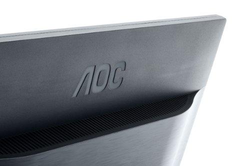 Top AOC E2460PDA 24 inch Widescreen LED Monitor (1000:1, 250cd/m2, 1920x 1080, 5ms, DVI)