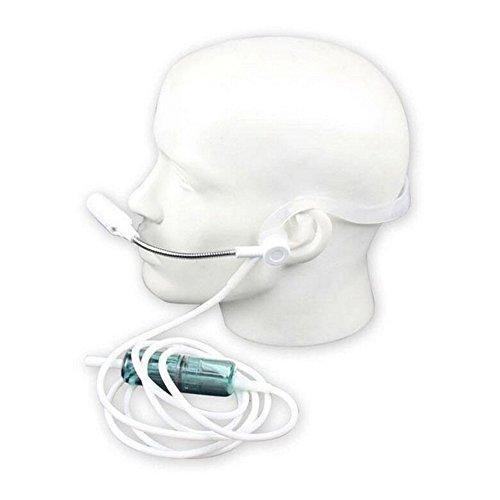 yuwell Sauerstoffschlauch im Headset-Stil, geeignet für Sauerstoff-Konzentrator, Länge ca. 2 m