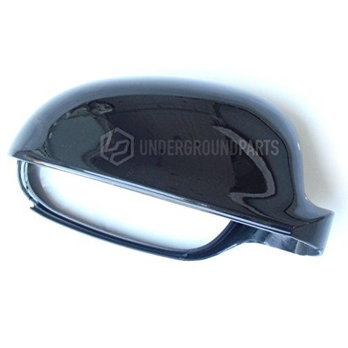 VW Golf MK5porta specchietto, colore: nero metallizzato, destra Lato Guidatore