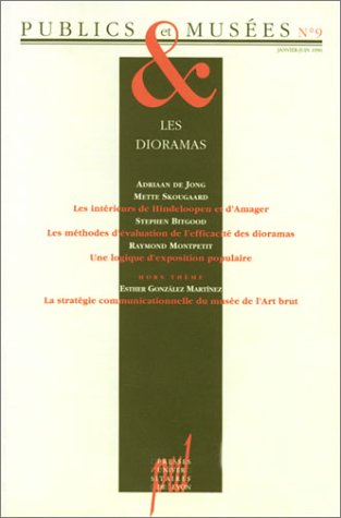 Publics et musées, numéro 9 : Les Dioramas