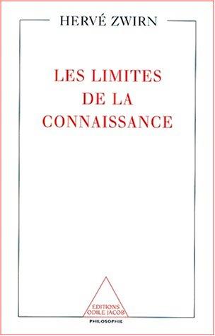 Les limites de la connaissance par Hervé Zwirn