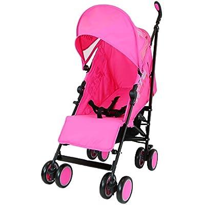 Zeta Citi Stroller Buggy Pushchair - Raspberry Pink from Baby Travel