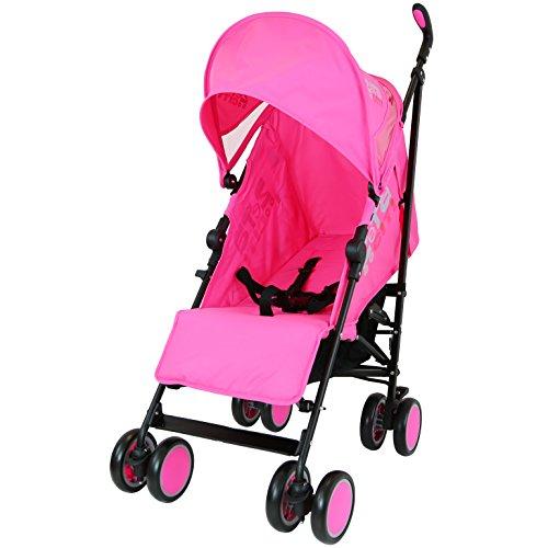 Zeta Citi Stroller Buggy Pushchair – Raspberry Pink 4143I0zrcEL