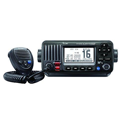 ICOM Compact Marine VHF Radio
