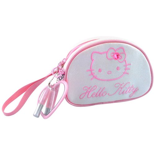 Sanrio Trousse Fourre-tout Hello Kitty 2 Pièces