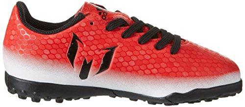 adidas Unisex Kids  Messi 16 4 Tf Footbal Shoes   Red core Black FTWR White   10 UK Child