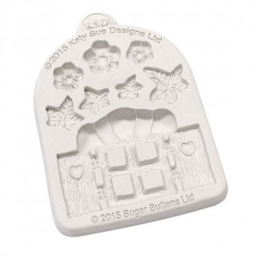 enchanted-window-and-flowers-sugar-buttons-mould-silicone-mould-for-cake-decorating-cupcakes-sugarcr