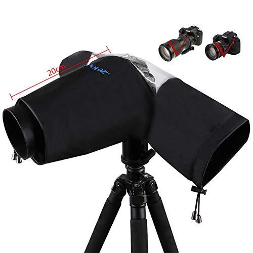 Alian - High-Tech Camera Rain Cover Custodia di pioggia professionale–Borsa impermeabile professionale durevole protezione per i grandi Fotocamere Reflex Digitali Canon Nikon ecc.