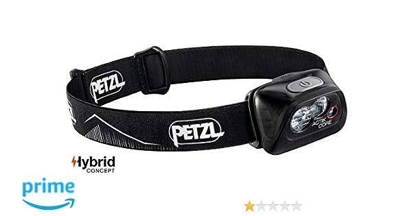 incl Batterien ! Petzl Tactikka Stirnlampe neuestes Modell 2019 mit 200 Lumen