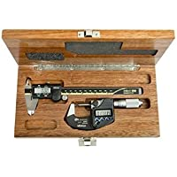 Kit Mitutoyo Digimatic 64PKA077B utensile con 500-196-30