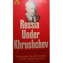 Title: Russia under Krushchev