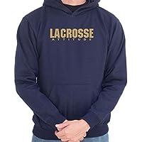 Felpa con Cappuccio Lacrosse
