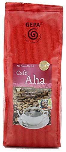 Gepa - Café Aha gemahlen - 500g Fairtrade