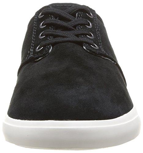 Clarks Torbay Lace, Baskets mode homme Noir (Black Sde)