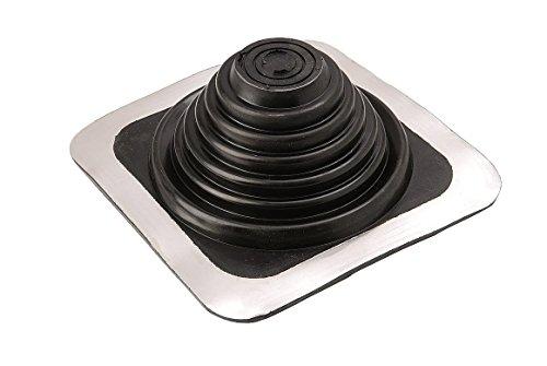Caoutchouc Bride pour toit purge aération–Système DN 110–160–9–2400–110–00–06–00