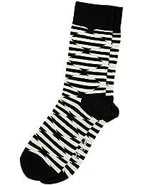 Happy Socks Hsbw01 - Chaussettes - Mixte