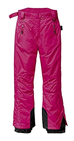 Damen Skihose Snowboardhose Schneehose Pink-1