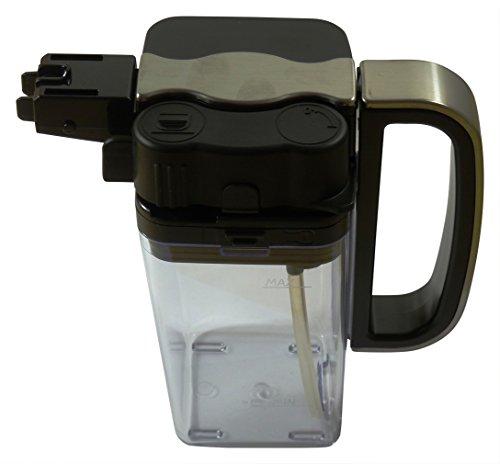 Leche jarra espumador de leche–Depósito de leche Saeco Intelia Evo Latte + Plus HD8754Importante: Altura de 18cm