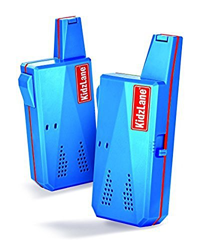 Durable Walkie Talkie for Kids, Easy to Use & Kids Friendly Walkie Talkie, Best Kids Walkie Talkie for Girls & Boys Ages 3 to 8, 3 KM Range and 3 Channel by Kidzlane