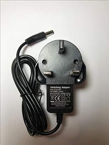 Bremshey Wechselstrom-Adapter für Orbit Control HRE Elliptischer Crosstrainer (7,5 V)