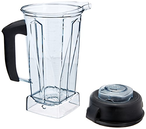 Vitamix 64 OZ/2L Easy Off Container with Lid and No Blade