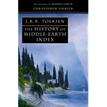 The Index (the History of Middle-Earth, Book 13)