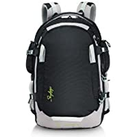 SKYBAGS CASCADE 40 Laptop Backpack (BLACK)