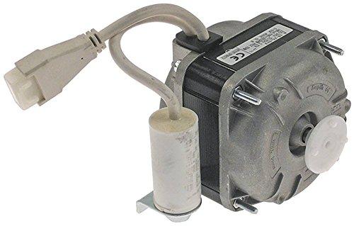 Lüftermotor 18/62W 230V 50/60Hz 2600U/min