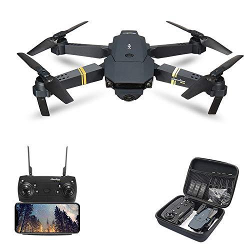 LanLan-E58-JY019-WiFi-FPV-avec-Grand-Angle-camra-HD–Mode-de-Maintien-lev-Bras-Pliable-RC-Quadcopter-Drone-RTF-VS-VISUO-XS809HW-JJRC-H37