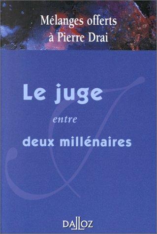 Mélanges en l'honneur de Pierre Drai par Collectif