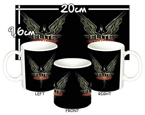 MasTazas Elite Dangerous Taza Mug